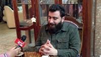 Iraklı Hristiyanlar direniş birliği komutanı: İran terör ile mücadelede Irak'a destek verirken tüm diğer ülkeler bunu izlemekteydi