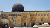 İsrail'den Mescid-i Aksa'yı bölme girişimi