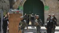 Kudüs Halkı Bugün Kepenk Açmadı