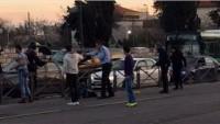 Kudüs'teki Bıçaklama Eyleminde İki İsrail Polisi Yaralandı