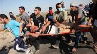 Kudüs İntifadası: 57 Filistinli Şehit Oldu, 10 Siyonist Öldü