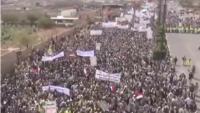 Foto: Yemen'de Milyonlar Kudüs Günü Etkinliklerine Katıldı