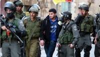 Siyonist İşgal Güçleri Bu Sabah Kudüs'te 11 Kişiyi Tutukladı