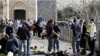 Foto: Kudüs'te Siyonistlere Karşı Feda Eylemi: Bir Ölü İki Yaralı