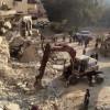 Foto: Siyonist İsrail'in roket saldırısıyla Hizbullah Komutanı Semir Kuntar'ı şehid ettiği binanın son hali