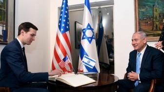 Kushner Netanyahu ile görüştü