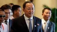 Kuzey Kore Dışişleri Bakanı; Çin, Azerbaycan Ve Rusya'yı Ziyaret Edecek