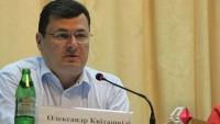 Ukrayna'nın Gürcistan kökenli Sağlık Bakanı Kvitaşvili, gelen baskılar üzerine istifa etme kararı aldı