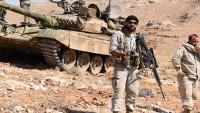 Nusra teröristleri Arsal'dan çekiliyor