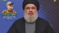 """Seyyid Hasan Nasrullah: Nasrullah: İsrail etrafına duvar örerek, """"büyük İsrail"""" projesinin yenilgisini itiraf etti"""