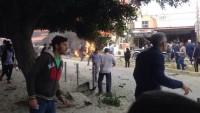 Lübnan kaynakları: Sayda patlamasının sorumlusu MOSSAD'dır