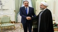 İran Cumhurbaşkanı Ruhani: İran halkı ve hükümeti, sonuna kadar Suriye halkı ve hükümetinin yanında yer alacak
