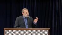 Laricani, İslam ülkeleri arasında vahdet stratejisinin oluşturulmasını vurguladı