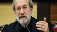 Ali Laricani: ABD İran halkına darbe vurmak istiyor
