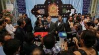 Laricani: Halkın oyları emanet sayılmaktadır