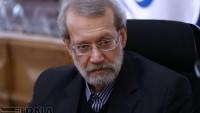 Ali Laricani: İran'da çeşitli dinlerin mensuplarının birlikte yaşaması diğer milletlere örnektir