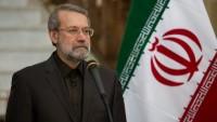 İran Meclis Başkanı Laricani, Şeyh Nemr'in İdamını Kınayan Bir Mesaj Yayınladı