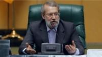 Laricani: İran AB'nın süresiz vaatlerini beklemez, Avrupa'ya verdiğimiz süre dolmak üzere