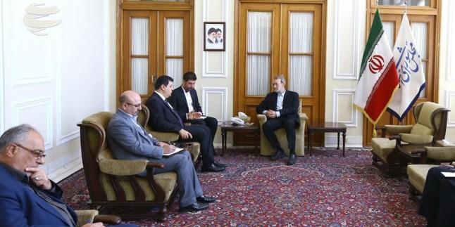 Laricani: BAE ve Suudilerin tutumu kendi zararlarına olacak