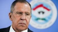Lavrov: Türkiye, Afrin'in Kontrolünü Acilen Suriye Hükümetine Geri Vermelidir