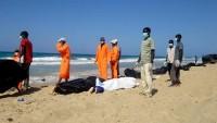 Libya açıklarında bot battı: 145 ölü