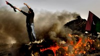 Amerika başkan yardımcısı Libya'nın parçalanmasını istedi