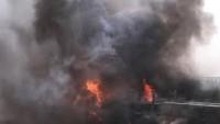 Libya'da bomba yüklü bir araç patladı: En az 67 ölü