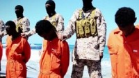 IŞİD Teröristleri, Libya'da Vahşi Cinayetler İşliyor