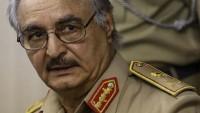 Libya ordu komutanı Halife Hafter Moskova'da