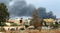 Libya'nın Bingazi şehrinde patlama