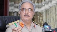 Libya ordusundan Türkiye'ye suçlama
