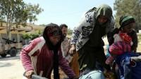 Libyalı 13 bin aile Trablus'taki çatışmalardan dolayı kenti terketti