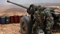 Lübnan ordusu DAEŞ teröristlerini füzelerle vurdu