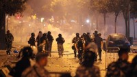Lübnan'da binlerce eylemci, hükümeti protesto etmeye yeniden başladı