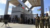 Mısır Rejimi Refah Sınır Kapısını 3 Günlüğüne Açtı