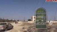 Hama Kırsalının Kuzeyindeki Mean Beldesi İşgalden Kurtarıldı