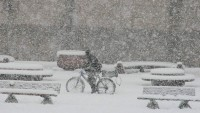 Macaristan'da dondurucu soğuklar nedeniyle 80 kişi öldü