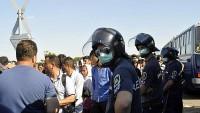 Macaristan, sığınmacı girişini engellemek için sınıra 4 bine yakın asker yığdı