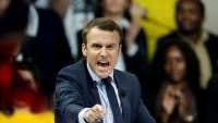 Siyonist Fransa Cumhurbaşkanı: Afrika'da asıl problem nüfus