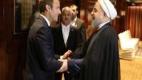 Macron, New York'ta Ruhani ile görüşecek