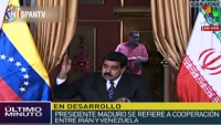 Venezuela Cumhurbaşkanı Maduro: İran'ın gücü, barış gücüdür