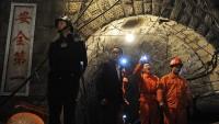 Çin'de mahsur kalan madenciler 36 gün sonra kurtarıldı