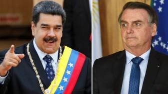Maduro: Brezilya Devlet Başkanı Hitler'i izliyor