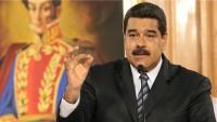 """Maduro: """"Halkımızın oyuna saygı gösteren ülkelere teşekkür ederim"""""""