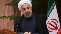Ruhani: Yaptırımların kaldırılması için herkesin çabası gerekiyor