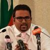 Maldivler'de olağanüstü hal ilan etti