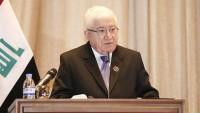 Irak Cumhurbaşkanı: Irak hükümetiyle bir anlaşma olmaksızın Türk askerlerinin Irak'a girmesi, kabul edilemez