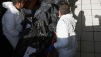 Meksika'da başsız 5 ceset bir cenaze evinin önüne bırakıldı