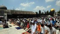 Mescidi Aksa Hatibi: Kudüs Halkı İşgale Karşı Direnişin Faturasını Ödüyor