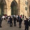 80 Yahudi Yerleşimci Mescid-i Aksa'ya Baskın Düzenledi
